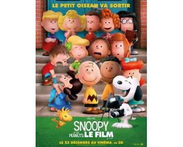 Snoopy et les Peanuts (The Peanuts Movie) : Critique