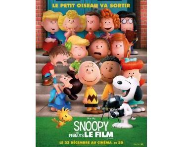 Snoopy et les Peanuts (The Peanuts Movie) : Critique