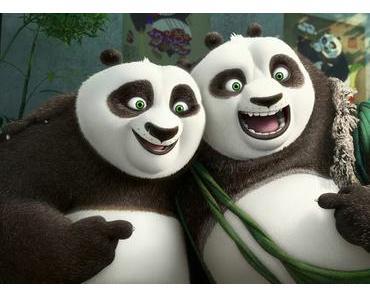 Nouveau trailer pour Kung Fu Panda 3 !