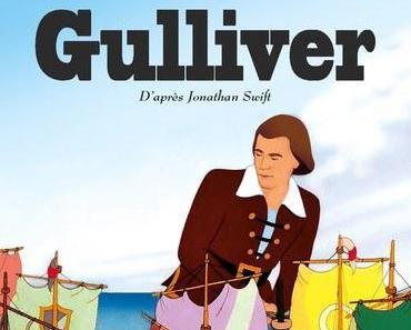 Les Voyages du Gulliver en copie restaurée