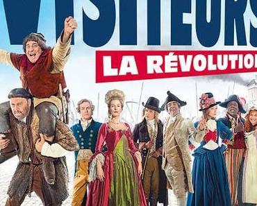 [CRITIQUE] : Les Visiteurs - La Révolution