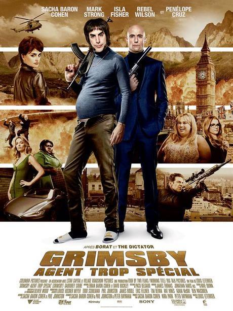 Grimsby, agent trop spécial (2016) de Louis Leterrier