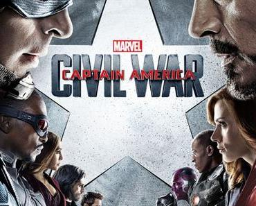[CRITIQUE] – Captain America: Civil War (2016)