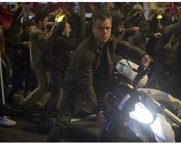 Bande annonce VF pour Jason Bourne de Paul Greengrass !