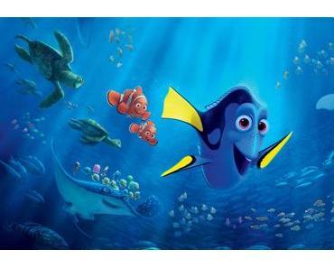 LE MONDE DE DORY : Pixar nage toujours droit devant lui ★★★☆☆