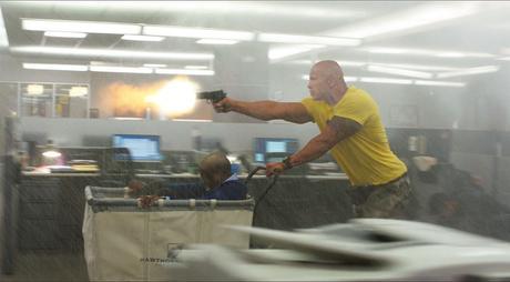 Agents presque secrets : Photo Dwayne Johnson, Kevin Hart