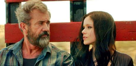 Blood Father : Photo Erin Moriarty, Mel Gibson