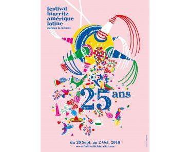 25e Festival Biarritz Amérique latine