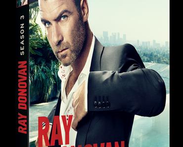 RAY DONOVAN (Concours) 2 Coffrets 4 DVD Saison 3 à gagner