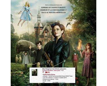 Critique Miss Peregrine et les enfants particuliers