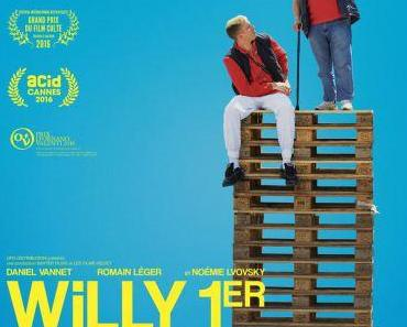[CRITIQUE] – Willy 1er (2016)
