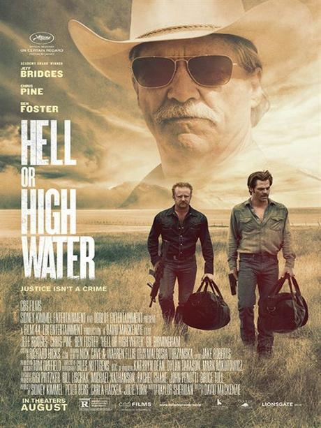 Comancheria (Hell Or High Water)
