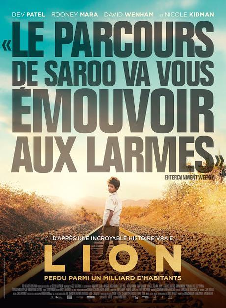 Bande annonce VF pour Lion de Garth Davis