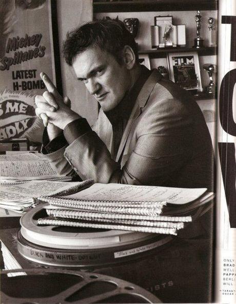 Dans le bureau de Quentin Tarantino, volume 2