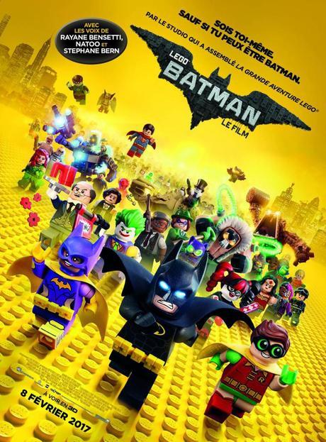 [Critique] Lego Batman, Le Film de Chris McKay