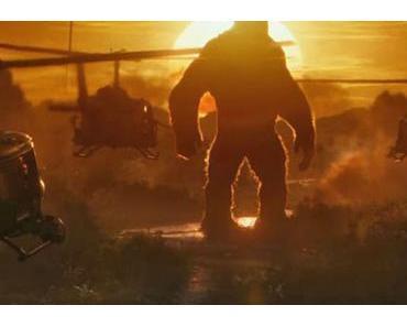 Nouveau long spot TV pour Kong : Skull Island de Jordan Vogt-Roberts