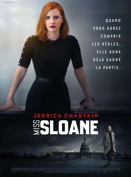 Miss Sloane (2017) de John Madden