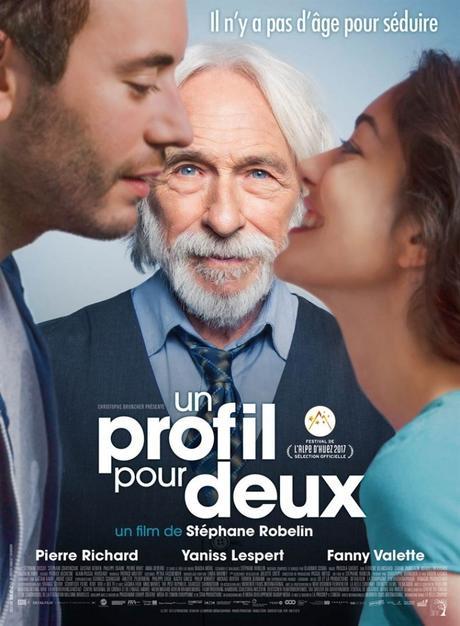 Un Profil pour Deux réalisé par Stéphane Robelin [Sortie de Séance Cinéma]