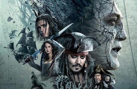 Affiche Imax Pour Pirates Des Caraïbes La Vengeance De Salazar