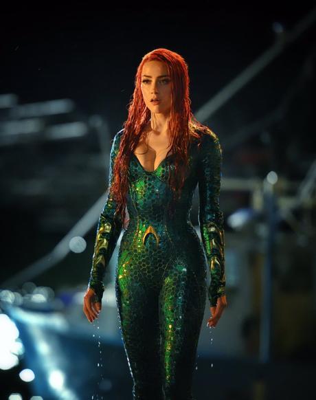 Premier aperçu de Mera, la reine des mers dans Aquaman