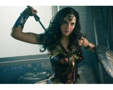 Wonder Woman : Woman of Steel.