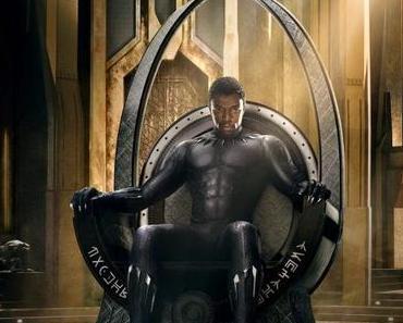 Black Panther: première bande annonce!