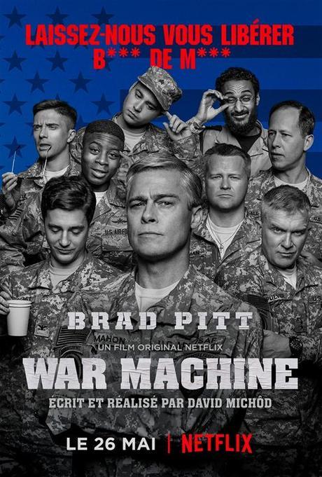 War Machine (2017) de David Michôd