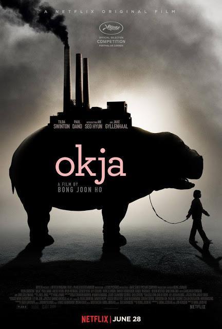 Nouveau trailer pour Okja de Bong Joon-ho