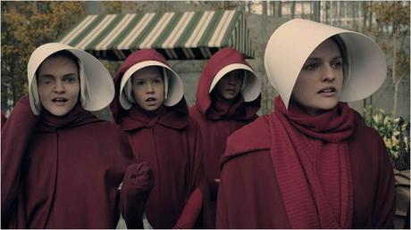 the Handmaid's Tale, saison 1 sous le choc