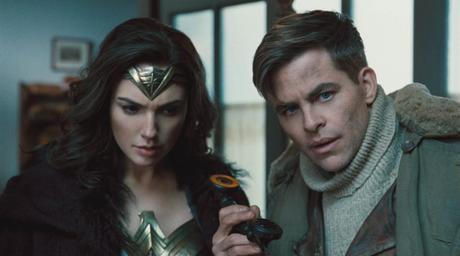 WONDER WOMAN : L'aube de la réussite pour DC ? ★★★☆☆