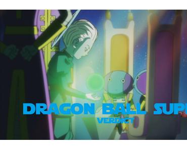 [CRITIQUE ASIE] DRAGON BALL SUPER – #91 À #100