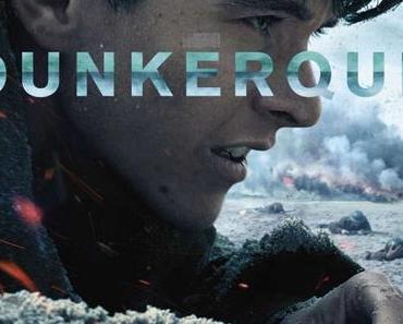 Critique : Dunkerque de Christopher Nolan