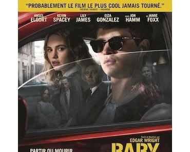 Baby Driver (2017) de Edgar Wright