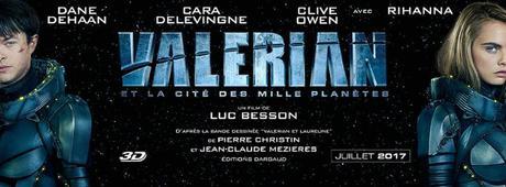 Valerian et la Cité des Mille Planètes (2017) de Luc Besson