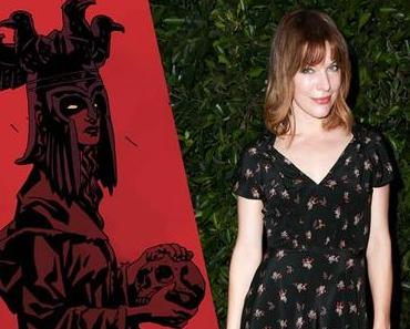 Milla Jovovich rejoint le casting de Hellboy : Rise of The Blood Queen signé Neil Marshall