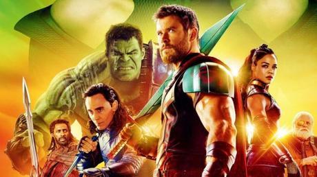 Nouvelle affiche internationale pour Thor : Ragnarok de Taika Waititi