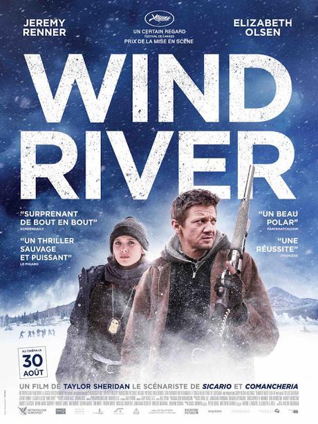 Vidéo making-of VOST pour Wind River de Taylor Sheridan