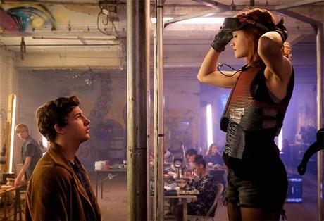 Nouvelle image officielle pour Ready Player One de Steven Spielberg
