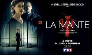 LA MANTE (Critique mini-série) La Mante nous prend dans ses filets