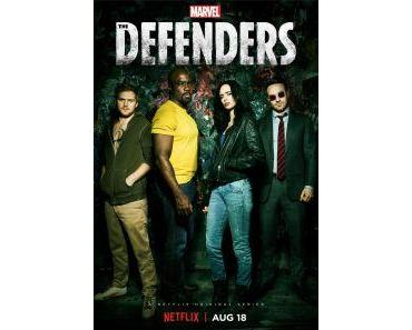 [CRITIQUE SÉRIE] THE DEFENDERS, SAISON 1