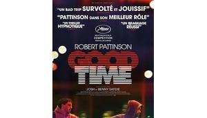 Good Time Pattinson étincelant dans thriller urbain frénétique