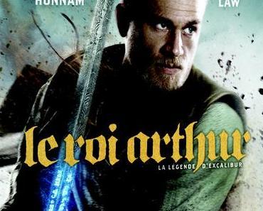 Le Roi Arthur : La Légende d'Excalibur (Concours) Des goodies collectors à gagner