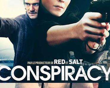 [CONCOURS] : Gagnez votre Blu-ray du film Conspiracy !