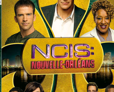 NCIS : Nouvelle-Orléans Saison 2 (Concours) 2 coffrets 6 DVD à gagner