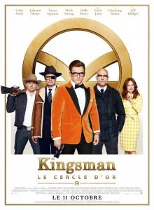 Kingsman : le Cercle d'Or, critique