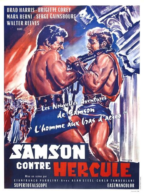 Samson contre Hercule (1961) de Gianfranco Parolini