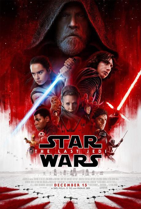 Star Wars VIII-The Last Jedi s'offre un dernier trailer.