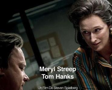 Affiche VF pour Pentagon Papers (The Post) de Steven Spielberg