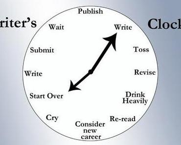 Writing life, normal life?
