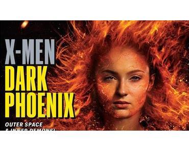 Premières images officielles pour X-Men : Dark Phoenix de Simon Kinberg